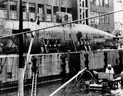котлы для подводных лодок